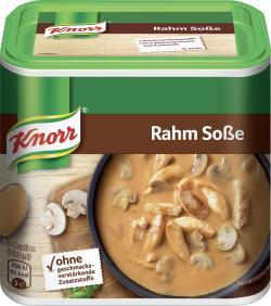 Knorr Rahm Sauce