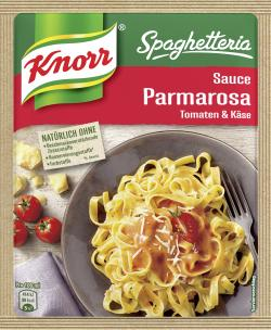 Knorr Spaghetteria Sauce Parmarosa (250 ml) - 4038700114075