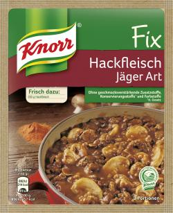 Knorr Fix Hackfleisch Jäger Art (36 g) - 4000400145277