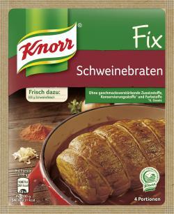 Knorr Fix Schweinebraten (41 g) - 4000400145291
