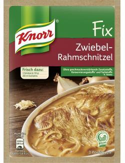 Knorr Fix Zwiebel-Rahmschnitzel (46 g) - 4000400145406