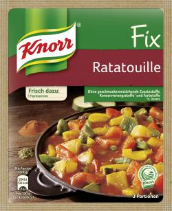 Knorr Fix Ratatouille