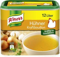 Knorr Hühner Kraftbouillon