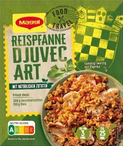 Maggi fix & frisch Reis Djuvec Art (31 g) - 7613030710417