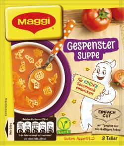 Maggi Guten Appetit Gespenster Suppe (85 g) - 7613032915049