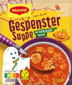 Maggi Guten Appetit Gespenster Suppe