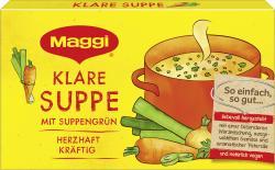 Maggi Klare Suppe mit Suppengrün, ergibt 8 Liter