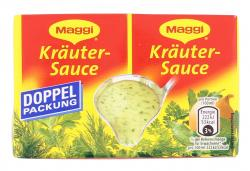 Maggi Delikatess Kräuter-Sauce (2 x 0,25 l) - 4005500318859