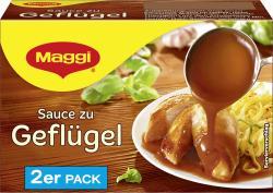 Maggi Sauce zu Geflügel