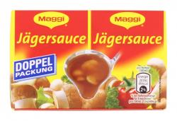 Maggi Delikatess Jägersauce (2 x 0,25 l) - 4005500311522
