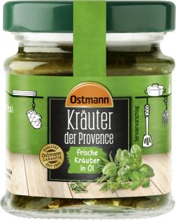 Ostmann Kräuter der Provence frische Kräuter in Öl