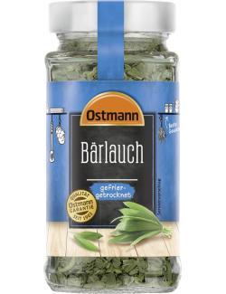 Ostmann Bärlauch gefriergetrocknet