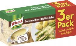 Knorr Soße nach Art Hollandaise (3 x 0,25 l) - 4000400140821
