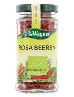 BioWagner Rosa Beeren (35 g) - 4001639101812