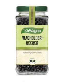 BioWagner Wacholderbeeren (40 g) - 4001639102017