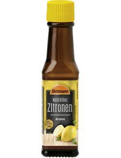 Ostmann Natürliches Zitronen Aroma (20 ml) - 4002674316216