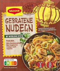 Maggi Fix & Frisch Gebratene Nudeln