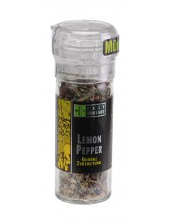 Easy Gourmet Gewürzmühle Lemon Pepper (45 g) - 4250115711278