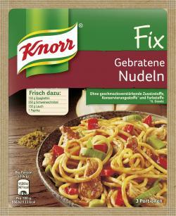 Knorr Fix Gebratene Nudeln