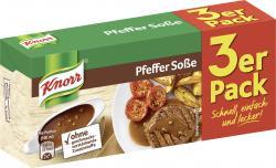 Knorr Pfeffer Soße (3 x 0,25 l) - 8722700644644