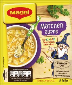 Maggi Guten Appetit Märchen-Suppe