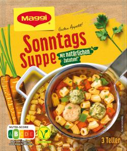 Maggi Guten Appetit Sonntags Suppe