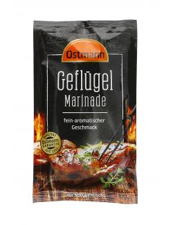 Ostmann Fix & Fertig Marinade Geflügel