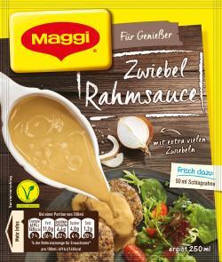 Maggi Für Genießer Zwiebel Rahmsauce (46 g) - 7613033065910
