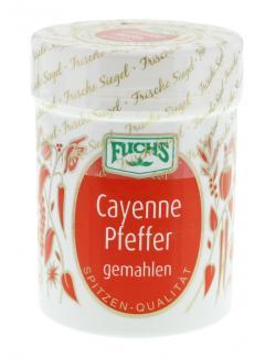 Fuchs Cayenne Pfeffer gemahlen (60 g) - 40279459