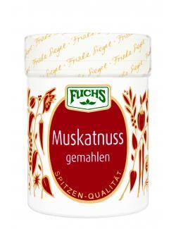 Fuchs Muskatnuss gemahlen (60 g) - 40279749