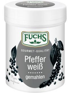 Fuchs Pfeffer weiß gemahlen