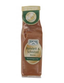 Fuchs Kotelett & Schnitzel Würzer (90 g) - 4027900243159