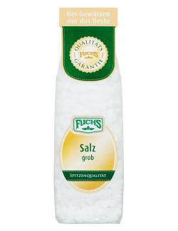 Fuchs Salz grob