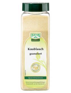 Fuchs Knoblauch granuliert (600 g) - 4027900603137