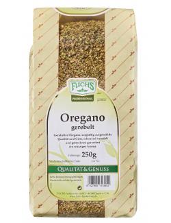 Fuchs Oregano gerebelt (250 g) - 4027900613952