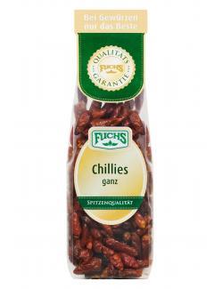 Fuchs Chillies ganz (20 g) - 4027900241520