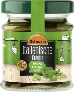 Ostmann Italienische Kräuter in Öl (70 ml) - 4002674288063