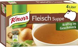 Knorr Fleisch Suppe  (4 l) - 40004884