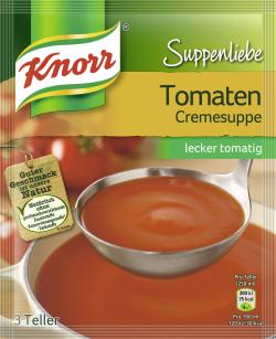 Knorr Suppenliebe Tomaten Cremesuppe (62 g) - 8712566410552
