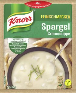 Knorr Feinschmecker Spargel Cremesuppe (55 g) - 8712566405176
