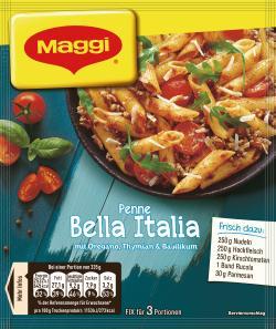 Maggi Penne Bella Italia