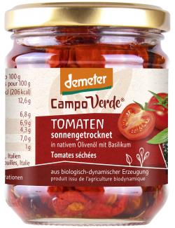 Campo Verde Demeter Tomaten sonnengetrocknet in Öl