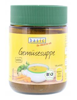 Basic Gemüsesuppe