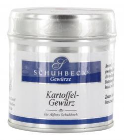 Schuhbecks Kartoffel-Gewürz (55 g) - 4049162180607
