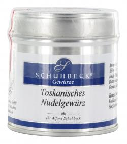 Schuhbecks Toskanisches Nudelgewürz (50 g) - 4049162180812