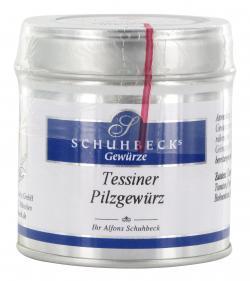 Schuhbecks Tessiner Pilzgewürz (45 g) - 4049162180782