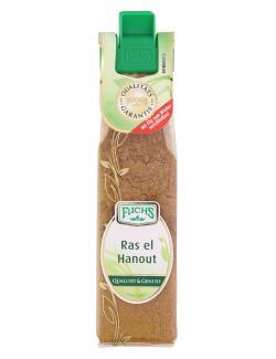 Fuchs Ras el Hanout