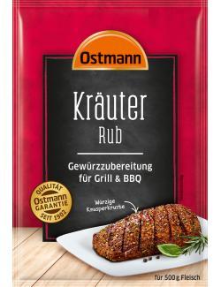 Ostmann Kräuter Rub (20 g) - 4002674129458