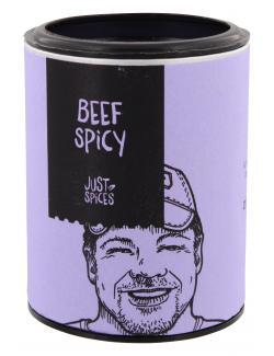 Just Spices Beef Spicy gemahlen (64 g) - 4260401173987