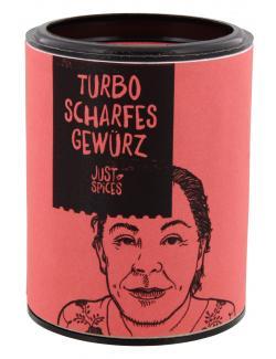 Just Spices Turbo scharfes Gewürz gemahlen (61 g) - 4260401174137